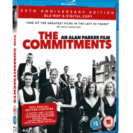 The Commitments  25th Anniversary Edition Blu-Ray